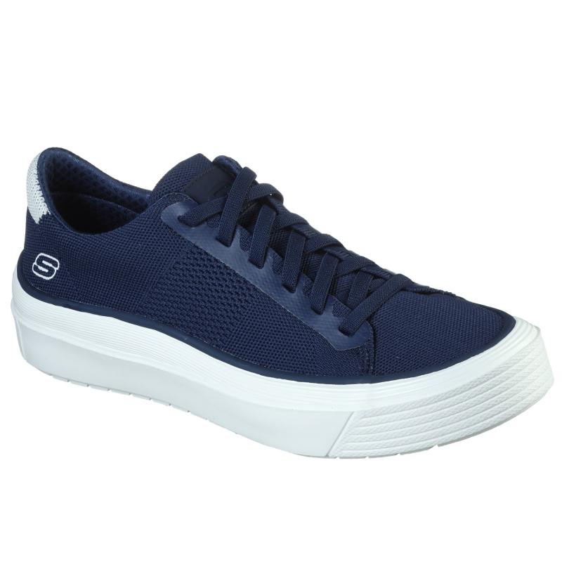 Pánská rekreační obuv SKECHERS-Viewport Heldren navy 42 Modrá