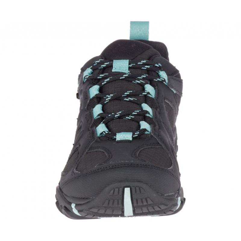 Dámska turistická obuv nízka MERRELL-Yokota 2 Sport W GTX black -