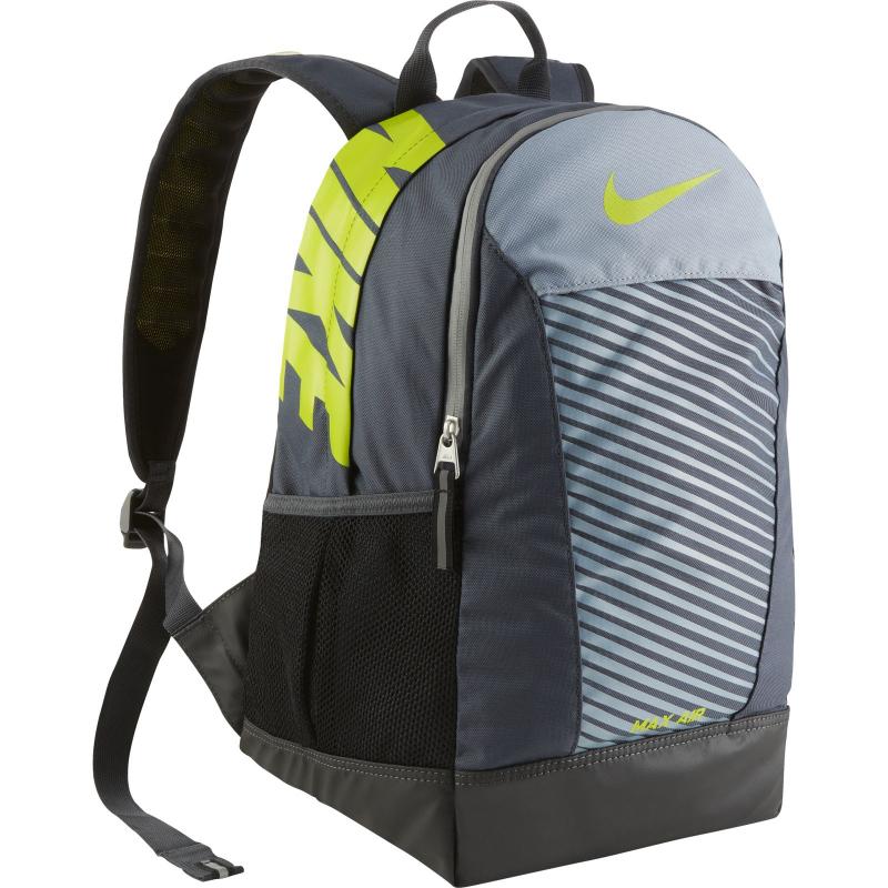 nikeya max air tt sm backpack dk magnet grey exisport eshop