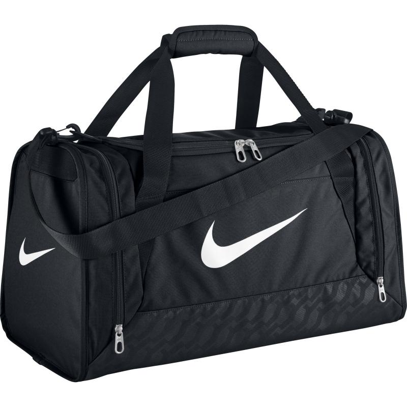 fc9d2c2dbb84f Cestovná taška NIKE-BRASILIA 6 SMALL DUFFEL Black -