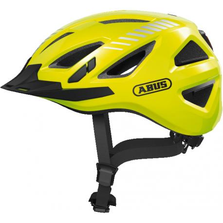 Cyklistická prilba ABUS-Urban-I 3.0 signal yellow