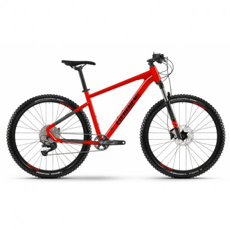 Horské kolo Haibike-SEETO 9 - red_cool grey - 29