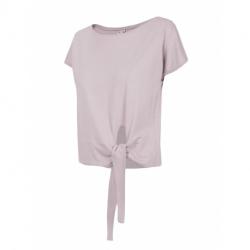 Dámske tréningové tričko s krátkym rukávom 4F-WOMENS T-SHIRT-H4L21-TSD023-52S-LIGHT VIOLET