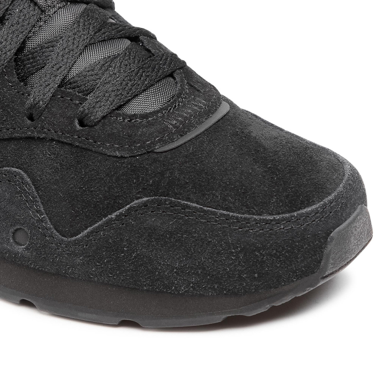 Pánska vychádzková obuv NIKE-Venture Runner Suede black/black/black -