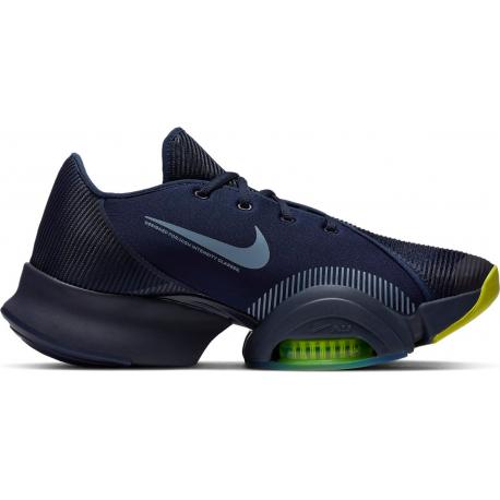 Pánská sportovní obuv (tréninková) NIKE-Air Zoom Superrep 2 Blackened blue / bright mango