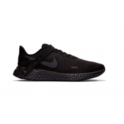 Pánska športová obuv (tréningová) NIKE-Revolution 5 FlyEase black/black/black (EX)