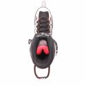 Kolieskové korčule FILA SKATES-GHIBLI VERSO BLACK/WHITE/RED -
