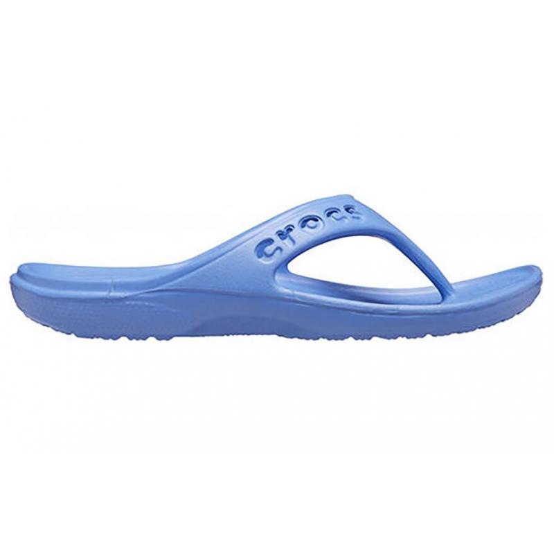 Žabky (plážová obuv) CROCS-Baya Flip lapis 45/46 Modrá