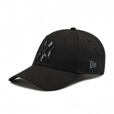 Kšiltovka NEW ERA-940 MLB Camo infill 9forty NEYYAN - black