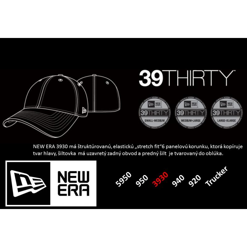 Šiltovka NEW ERA-3930 MLB Diamond era NEYYAN NOS -