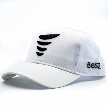 Šiltovka BE52-TORNADO Cap White