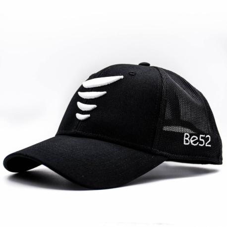 Šiltovka BE52-TORNADO Cap Black
