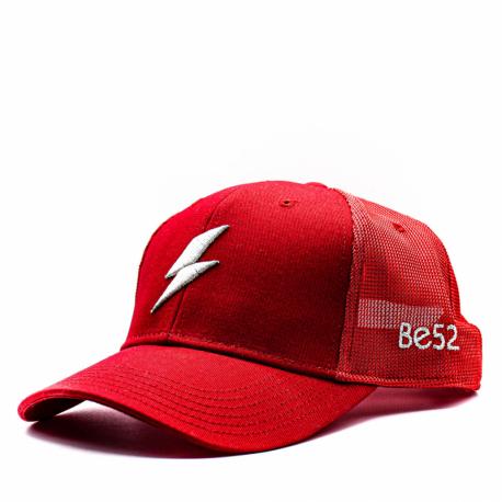 Šiltovka BE52-BOLT Red