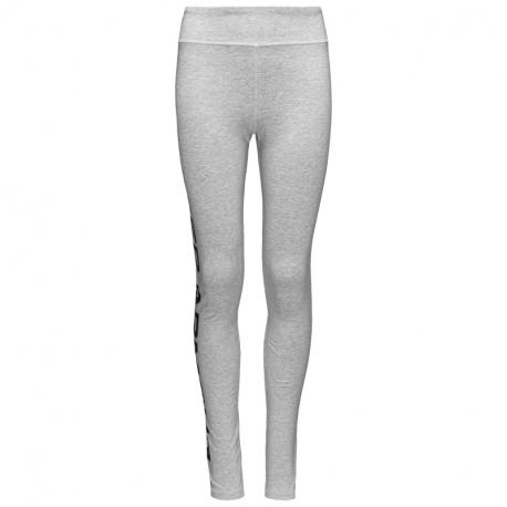 Dievčenské legíny UNDER ARMOUR-SportStyle Branded Leggings-GRY