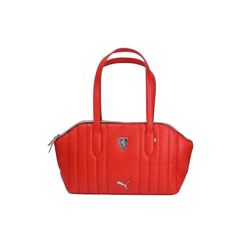 Taška cez rameno PUMA-Ferrari LS Handbag - fa5e2ae78d4