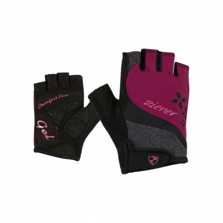 Dámske cyklistické rukavice ZIENER-CREOLAH lady bike glove