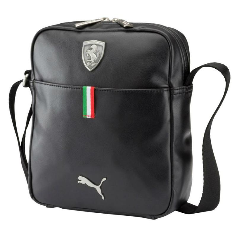 073f33dc4b Malá taška cez rameno PUMA-Ferrari LS Portable -