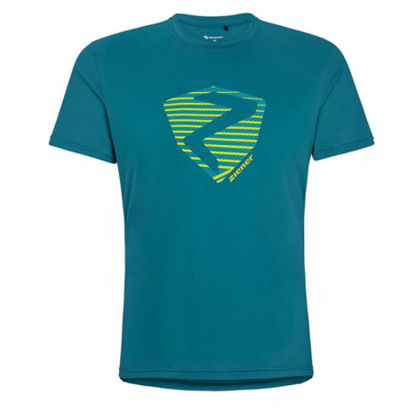 Tričko s krátkým rukávem ZIENER-NOLAF man (t-shirt) blue 121