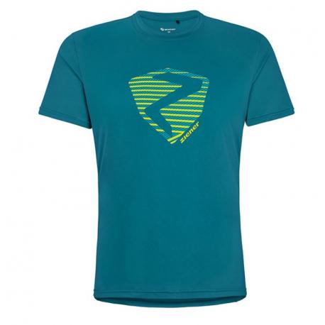 Tričko s krátkym rukávom ZIENER-NOLAF man (t-shirt) blue 121