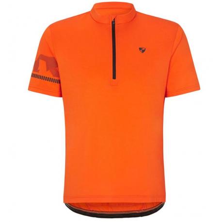 Cyklistický dres s krátkym rukávom ZIENER-NOBUS man (tricot)
