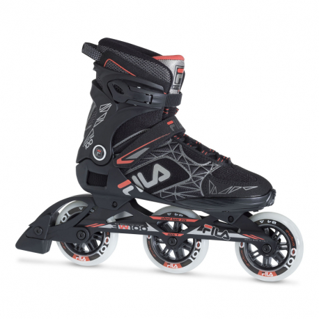 Kolieskové korčule FILA SKATES-LEGACY PRO 100 BLACK/RED