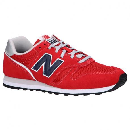 Pánská vycházková obuv NEW BALANCE-Stirum red
