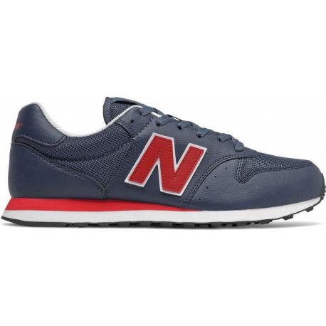 Pánská rekreační obuv NEW BALANCE-Warner blue