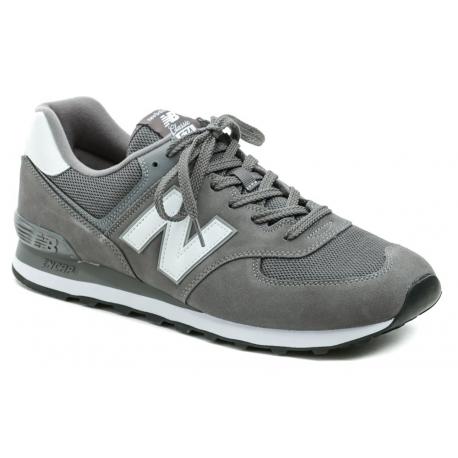 Pánská vycházková obuv NEW BALANCE-Rockhal grey