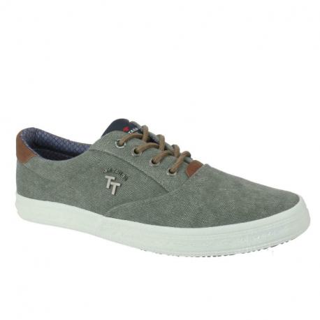 Pánska rekreačná obuv TOM TAILOR-Dale grey