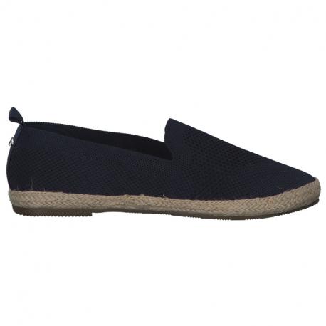 Dámske baleríny (rekreačná obuv) TOM TAILOR-Angle navy (EX)
