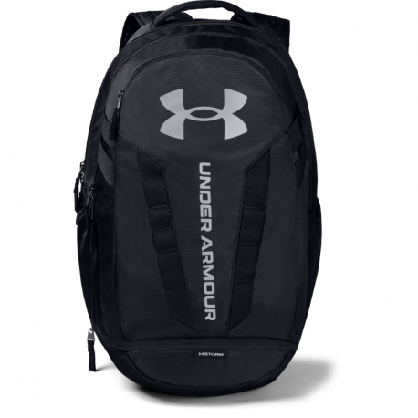 Batoh UNDER ARMOUR-UA Hustle 5.0 Backpack-BLK