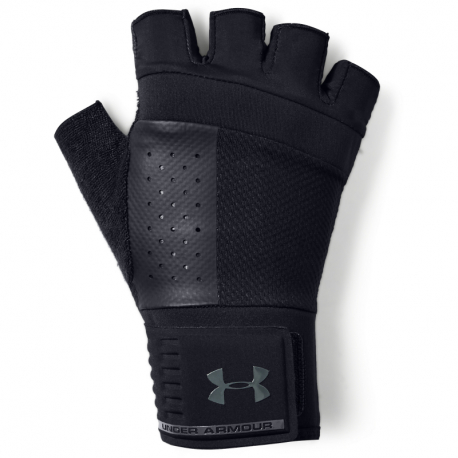Fitness rukavice UNDER ARMOUR-UA Mens Weightlifting Glove-BLK