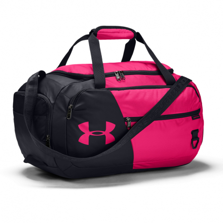 Cestovní taška UNDER ARMOUR-UA Undeniable 4.0 Duffle SM-PNK