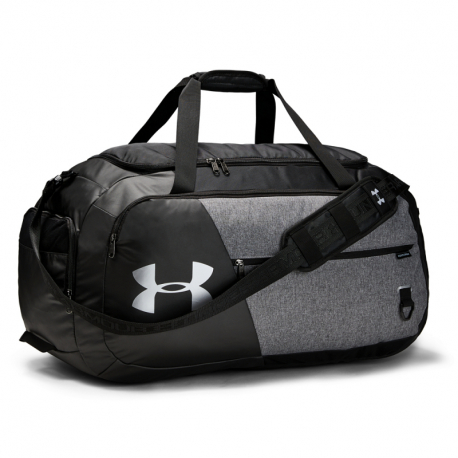Cestovní taška UNDER ARMOUR-UA Undeniable 4.0 Duffle LG-GRY