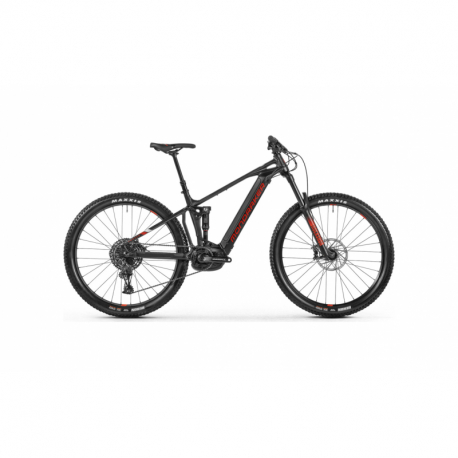 Horský elektrobicykel MONDRAKER-Chaser, black, 2021