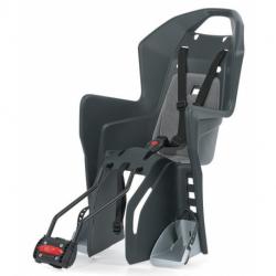 Detská sedačka POLISPORT-Koolah 29 , černo-šedá