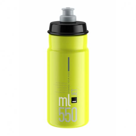 Cyklistická fľaša ELITE-JET Yellow
