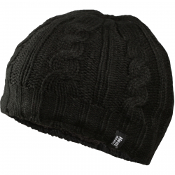 Dámska zimná čiapka HEAT HOLDERS-Dámska čiapka čierna