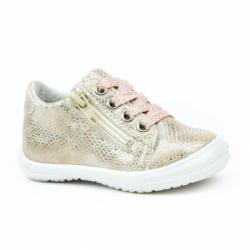 Detská rekreačná obuv WOJTYLKO-Rame gold