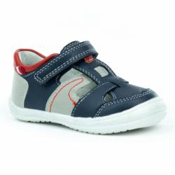 Detská rekreačná obuv WOJTYLKO-Garras blue