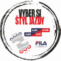 Pánske kolieskové korčule FILA SKATES-HOUDINI BLACK/RED - Pánske in-line korčule značky Fila.Napriek nizkej hmotnosti majú vysoký výkon, stabilitu a odolnosť.