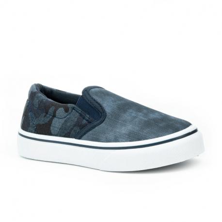 Dětská rekreační obuv AXIM-Trégon blue