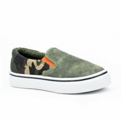 Detská rekreačná obuv AXIM-Tregony camo