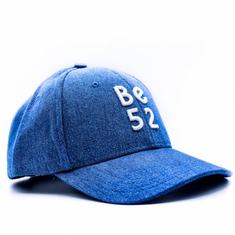 Šiltovka BE52-JEANS CAP Blue