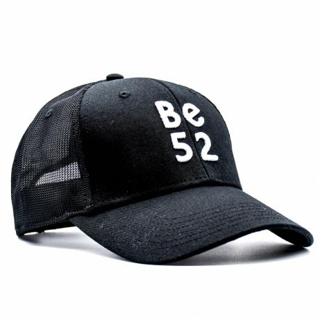 Šiltovka BE52-SCREWDRIVER Black