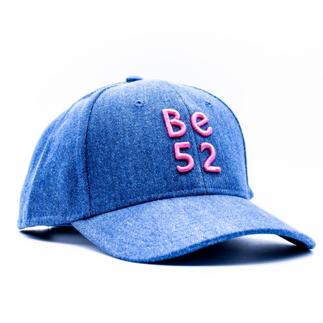 Dámska šiltovka BE52-JEANS CAP Blue I