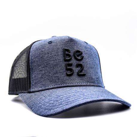 Šiltovka BE52-TRUCKER Blue