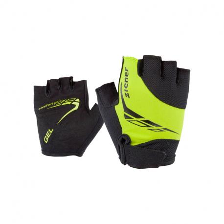 Juniorské cyklistické rukavice ZIENER-CANIZO junior bike glove