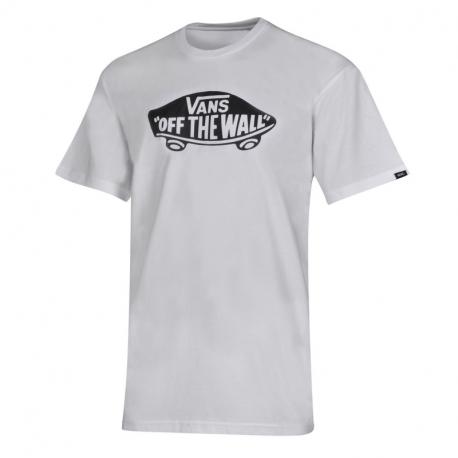 Pánské triko s krátkým rukávem VANS-MN OTW White / Black