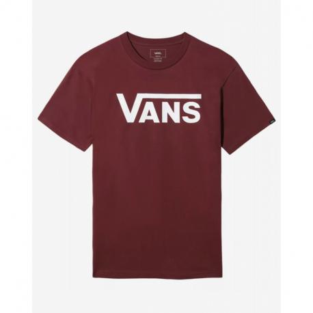Pánské triko s krátkým rukávem VANS-MN CLASSIC PORT ROYALE / WHI